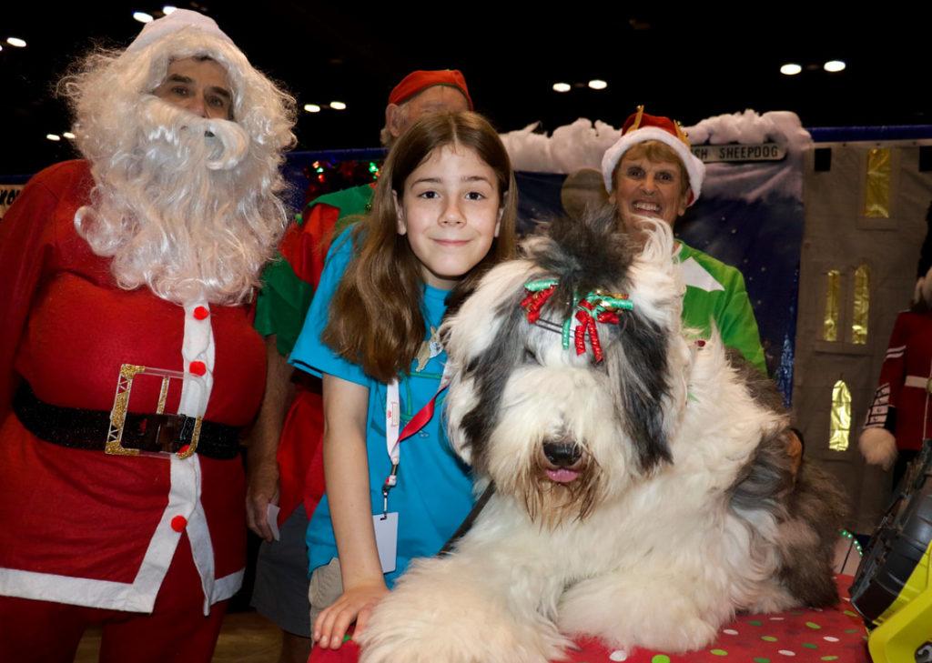 Tessa, The 600th dog I've pet!