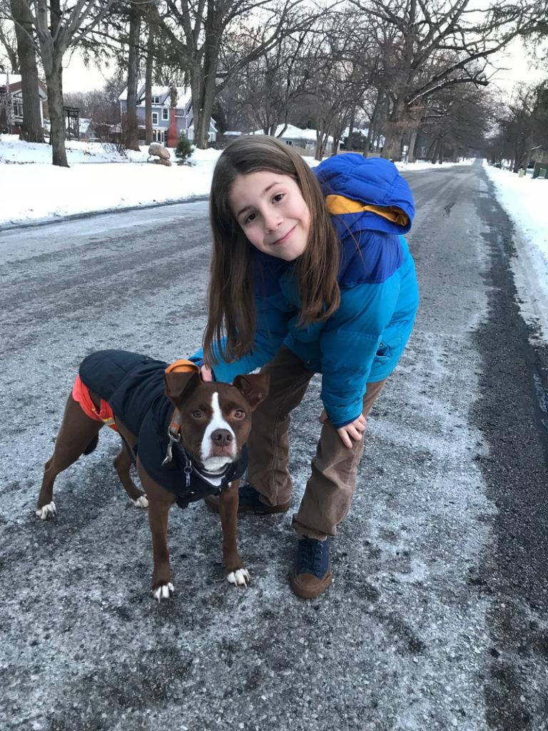 Daisy, My 200th dog pet!